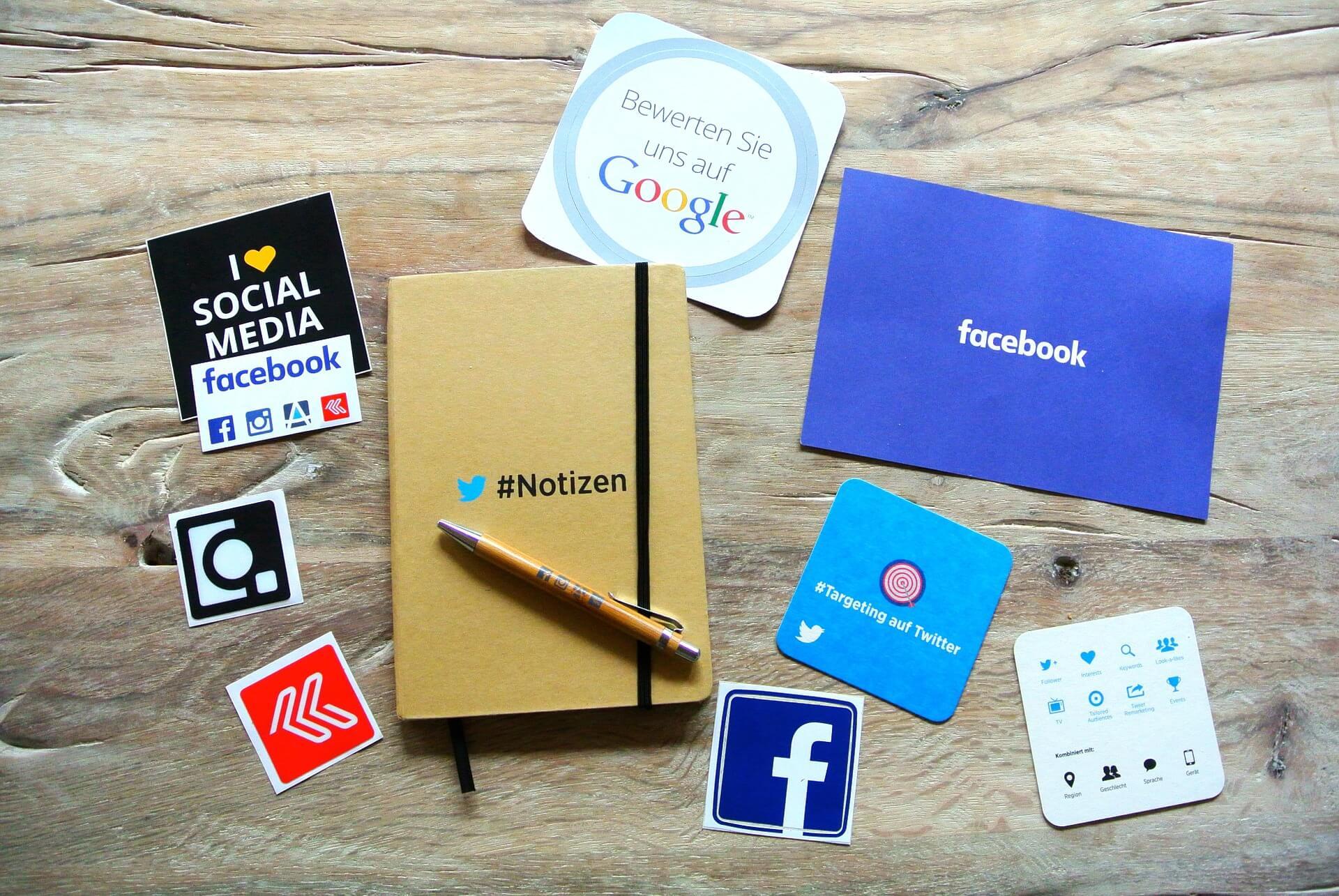 Social Media by Netshaper Webdesign